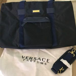 Versace duffle bag